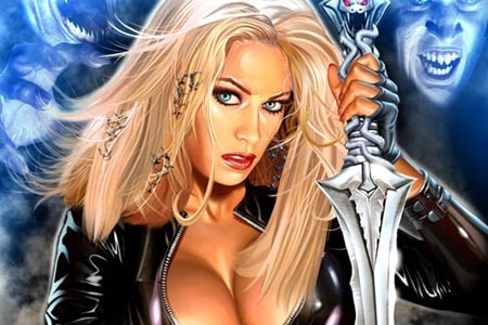 Jenna Jameson's Shadow Hunter