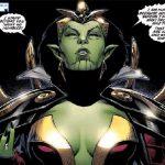 Los Nuevos Vengadores 37, Invasión Secreta