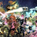 X-Men: War of Kings, comienza en marzo