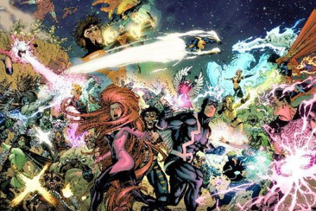 X-Men: War of Kings, comienza en marzo