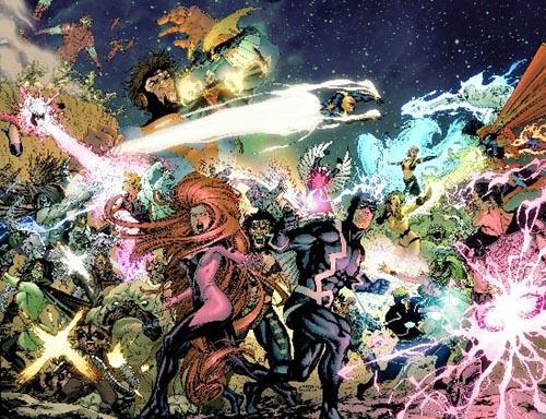 X-Men, war of Kings