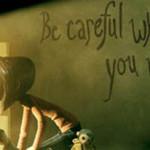 Coraline, de Neil Gaiman, historia de terror