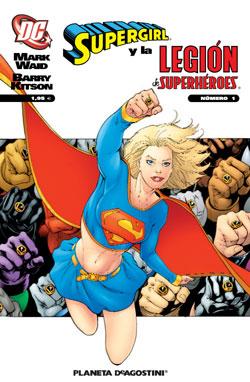 Supergirl y la Legion de Superheroes
