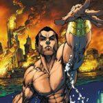 Namor, de los primeros Vengadores