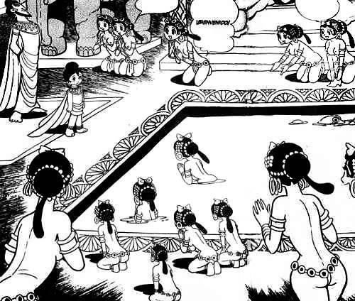 Osamu Tezuka, padre del manga contemporáneo
