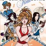 Reparaciones Fina, ejemplo de manga en castellano