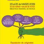 Comic Corner, III Encuentros de Cómic en Murcia