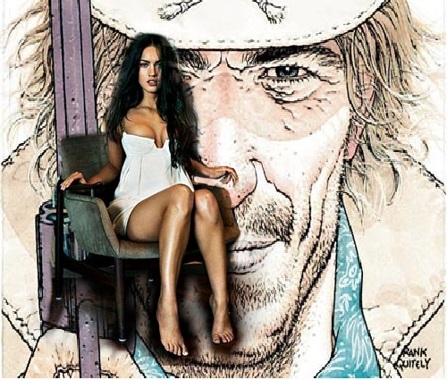 Megan Fox en Jonah Hex