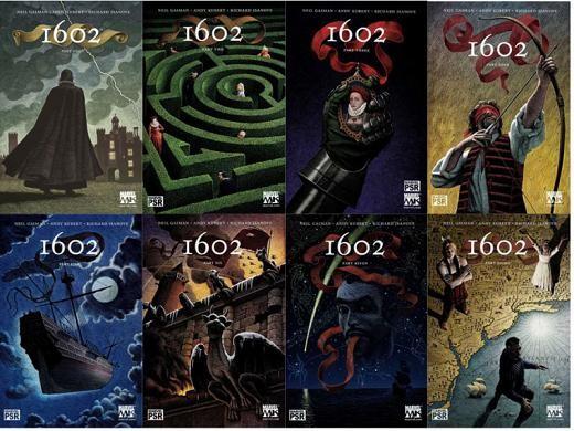1602, de Marvel