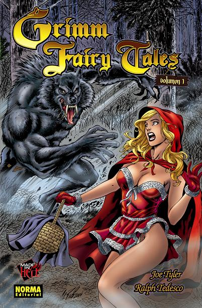 Grimm Fairy Tales vol 1