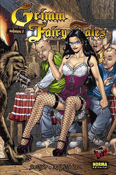 Grimm Fairy Tales vol 2
