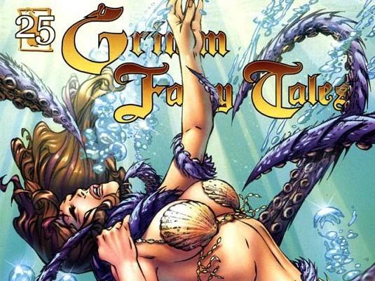 Ganadores del concurso de Grimm Fairy Tales
