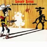 Lucky Luke, uno de los más populares