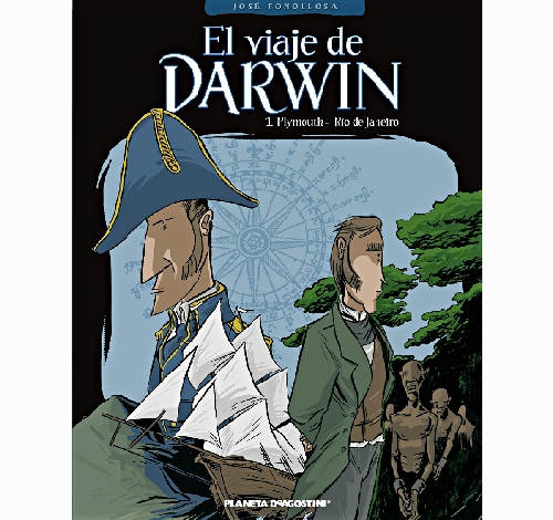 Viaje de Darwin