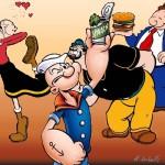 Popeye, 80 aniversario con polémica