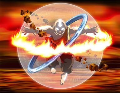 Avatar: la leyenda de Aang, también en cine