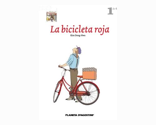 La bicicleta roja 1