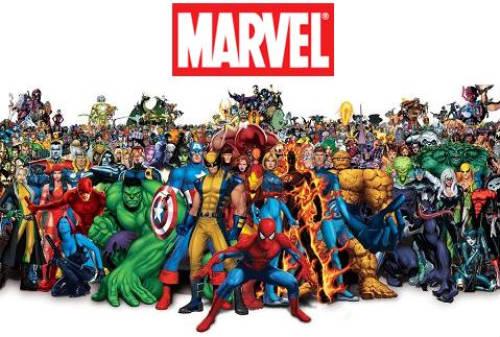 Marvel - las 70 mejores portadas de la historia