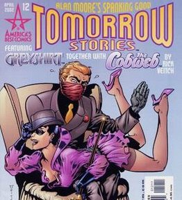 Tomorrow Stories, una locura de Alan Moore