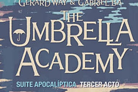 The Umbrella Academy, obra prestigiosa