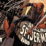 'Amazing Spider-Man' llega al número 600