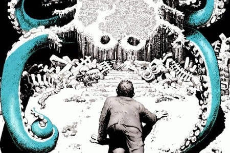 La guarida del horror: H.P Lovecraft, De Corben