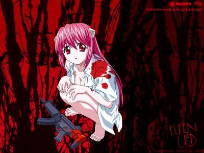 Te gusta el anime gore? Cuales son tus favoritas? Normal_elfen-lied