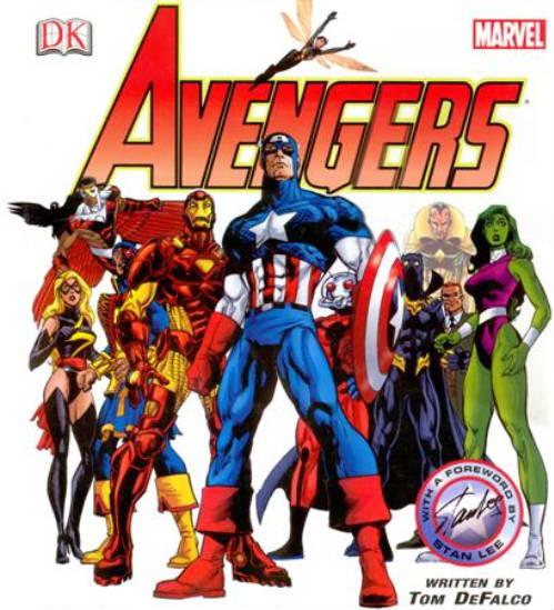 Posibles superhéroes en la película 'The Avengers'