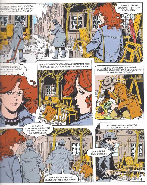 Pagina interior de Jana