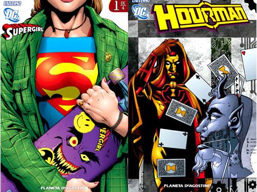 Supergirl Nº1 / Hourman