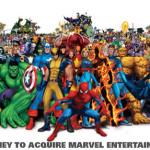 Disney se queda con Marvel