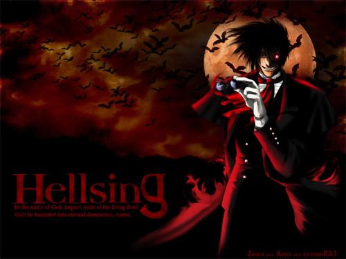 HELLSING OVAS. 1-6 Hellsing
