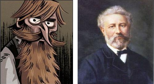 Las aventuras del Joven Verne