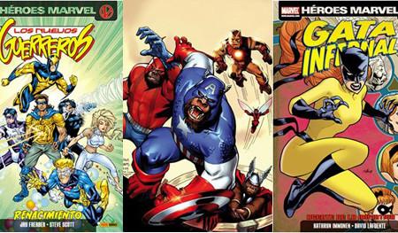 Próximos títulos y el por qué de Marvel Deluxe