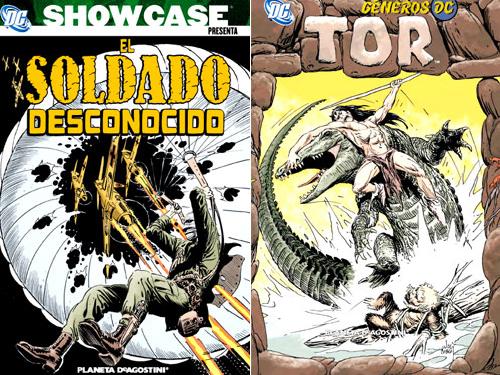 Showcase El soldado desconocido / Generos DC Tor