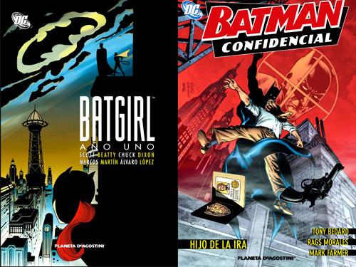 Batgirl Año 1 / Batman Confidencial Nº 3