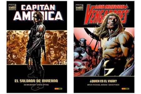 Próximos títulos Marvel Deluxe noviembre