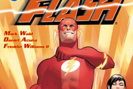 Flash Nº 01: Los West Indomables, retorno de Mark Waid