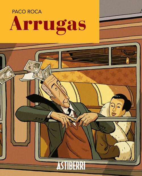 Portada Arrugas by Astiberr