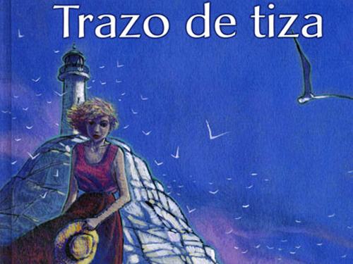 Portada Trazo de tiza by Norma editorial