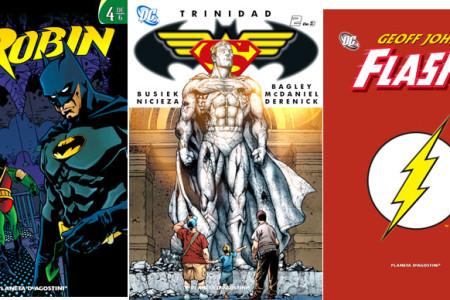 Novedades DC Comics diciembre 2009