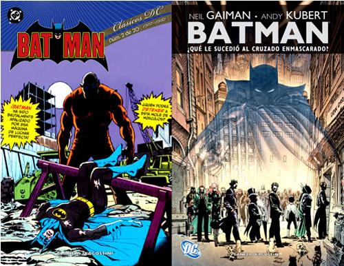Batman NOvedades DC Diciembre
