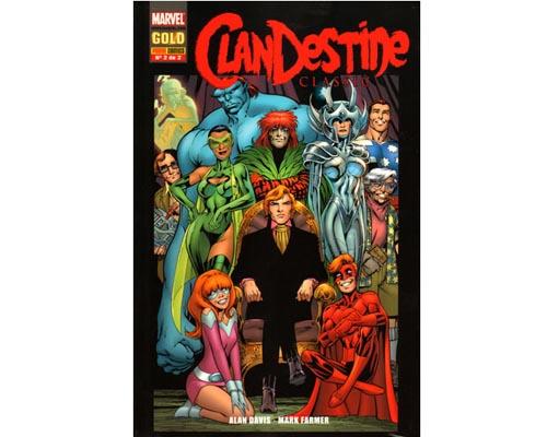 Clasdestine Classic 2 portada