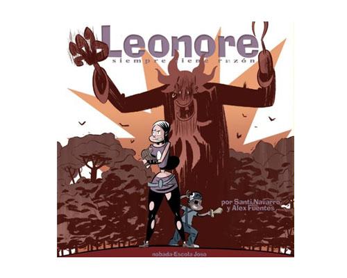 Leonore portada