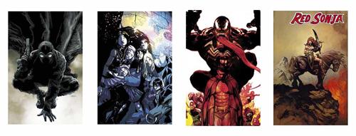 Novedades Marvel Diciembre 2009