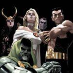 El Reinado Oscuro llega a Marvel