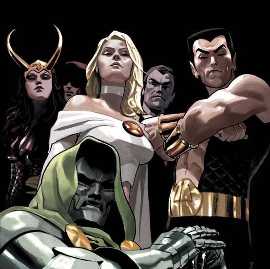 El Reinado Oscuro de Marvel