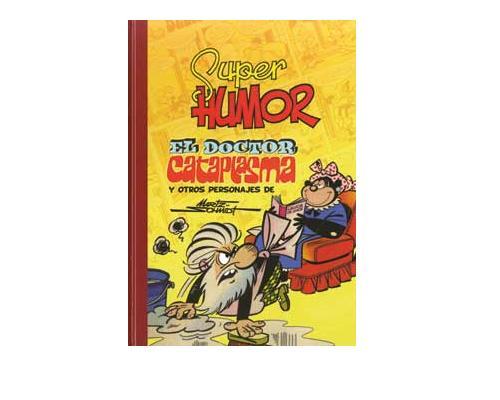 Superhumor El Doctor Cataplasma, portada