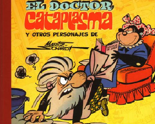 Superhumor, El Doctor Cataplasma