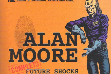 Alan Moore Future Shocks Completo